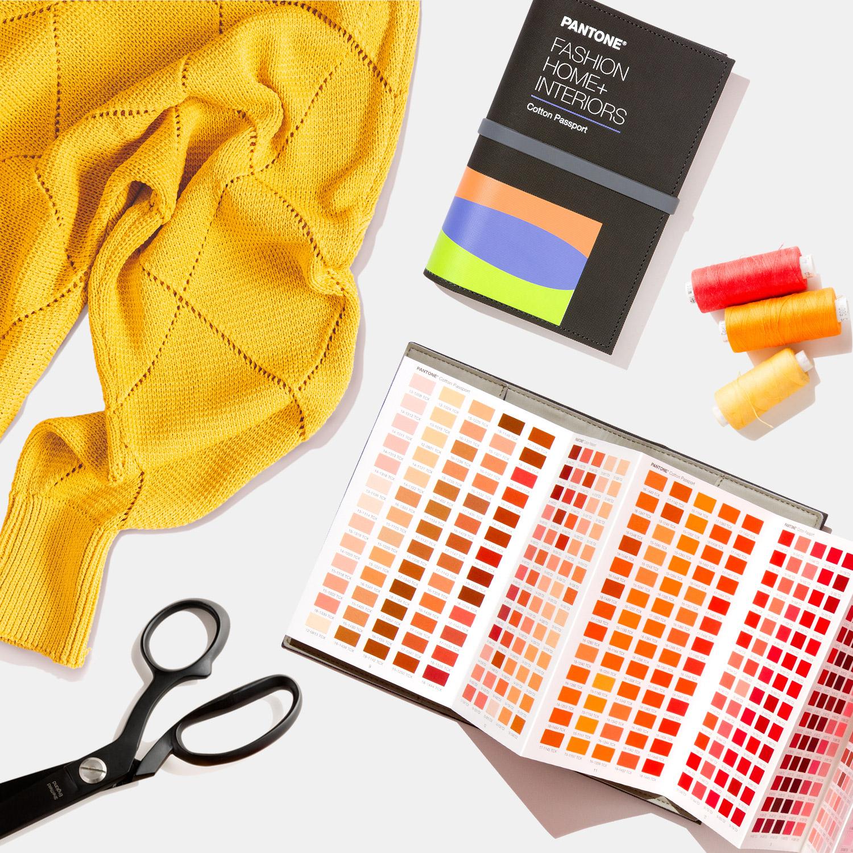 Fashion, Home + Interiors Cotton Passport