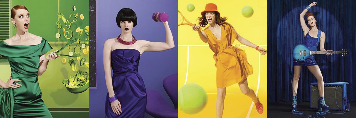 Представляем 315 новых цветов для Моды, Домашнего текстиля и Интерьеров