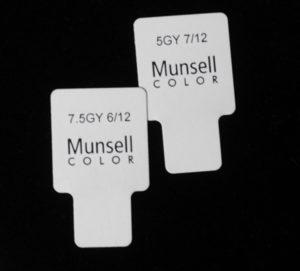 Как читать цветовые таблицы Манселла