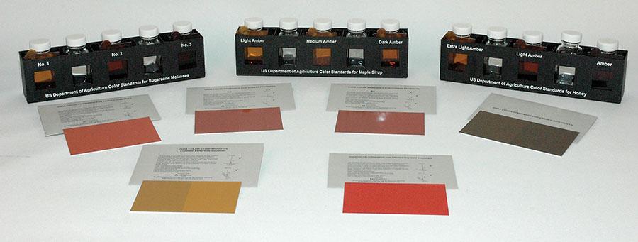 Знаете ли вы, что компания Munsell создает цветовые стандарты на заказ?