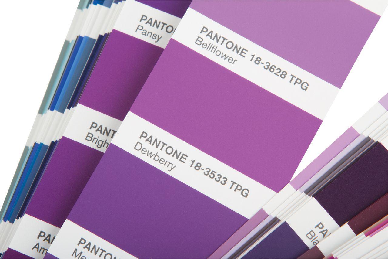 """Обновление системы Pantone Fashion, Home + Interiors на бумаге и переход с индекса """"TPX"""" на """"TPG"""""""