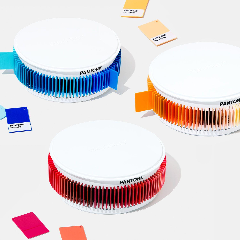 Pantone Plastic Chip Color Sets