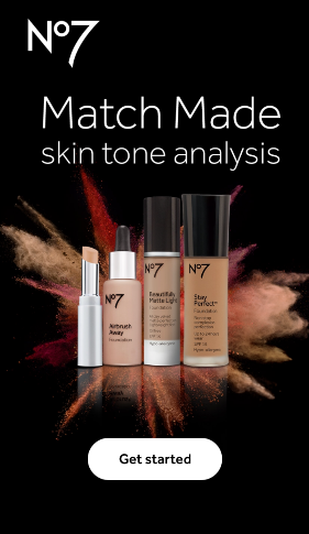 Приложение для анализа тона кожи No7 Match Made