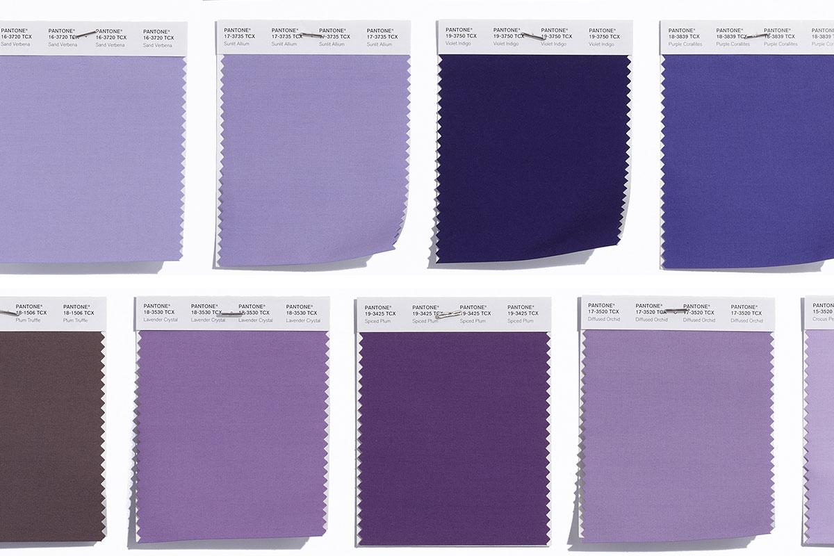 Фиолетовый - самый сложный цвет радуги