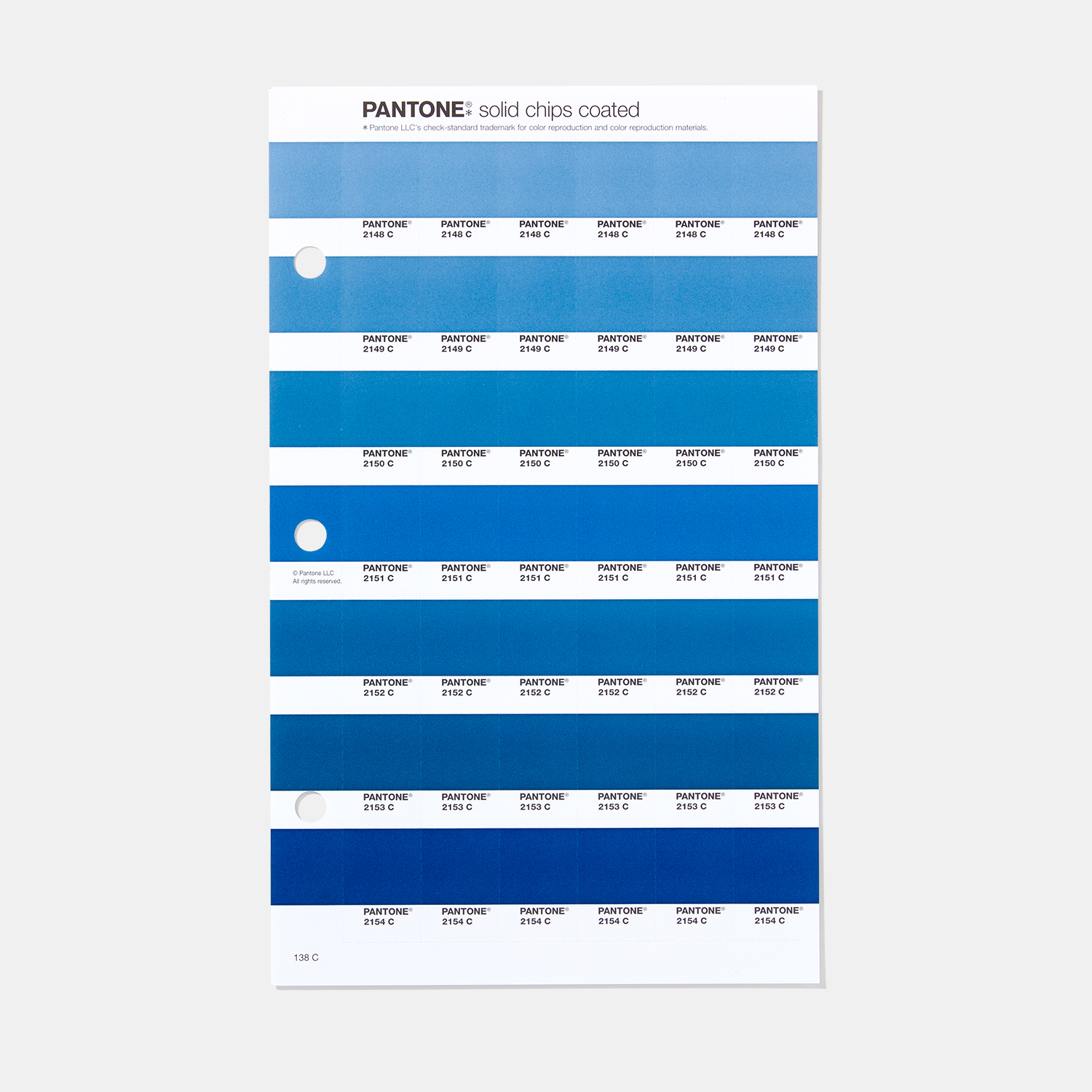 Pantone Chip Replacement Pages | Coated &  Uncoated
