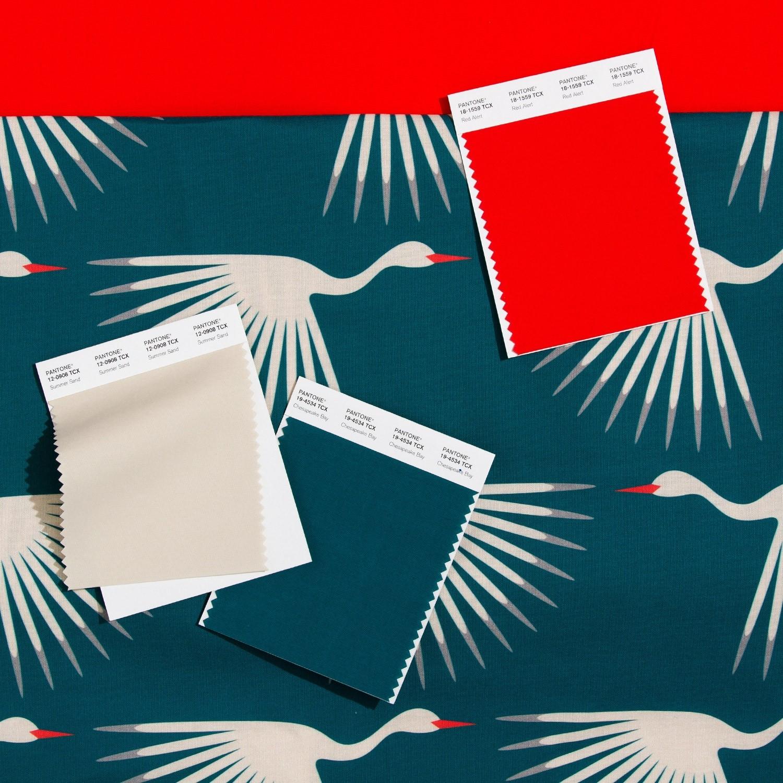 Pantone Fashion, Home + Interiors Swatch Card