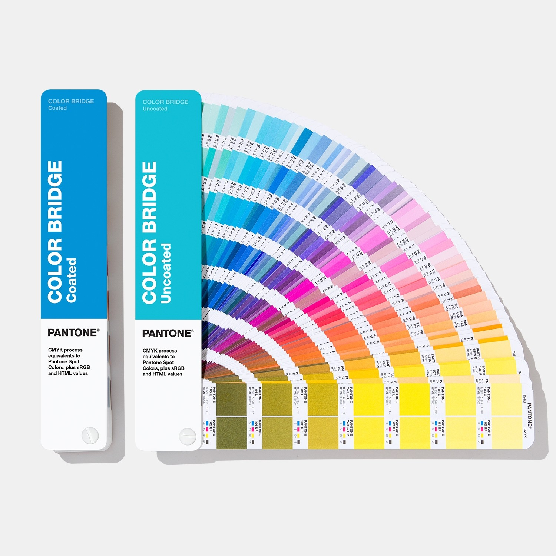Pantone Color Bridge Guide Set | Coated & Uncoated