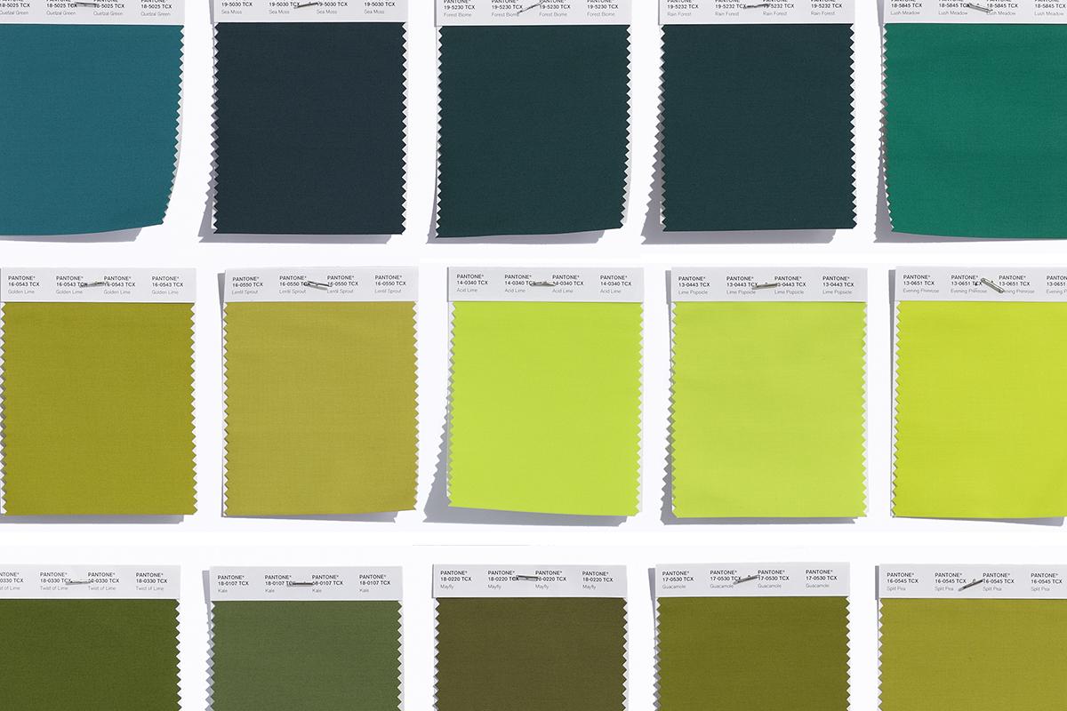 Зеленый – нейтральный цвет природы