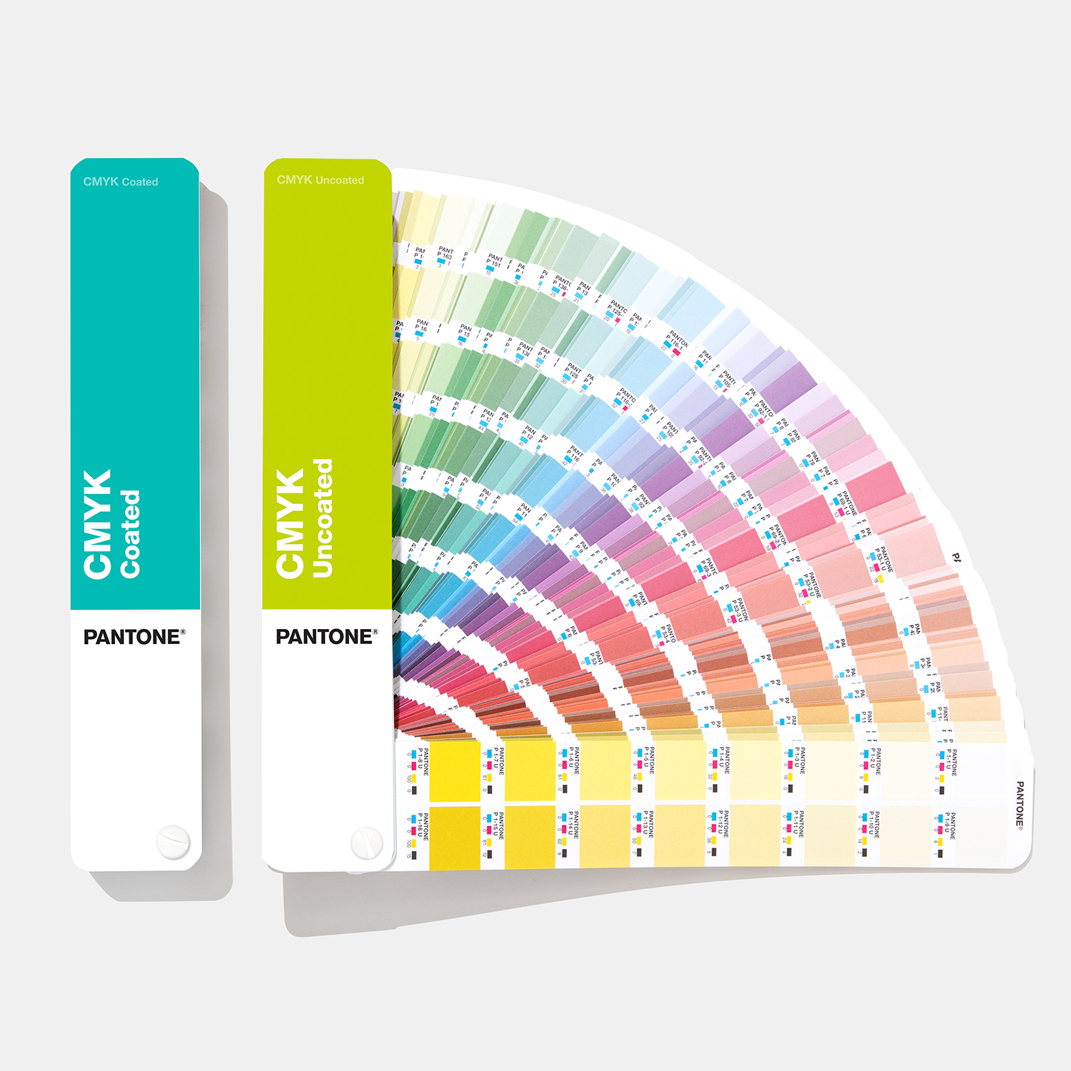CMYK Guide | Coated & Uncoated