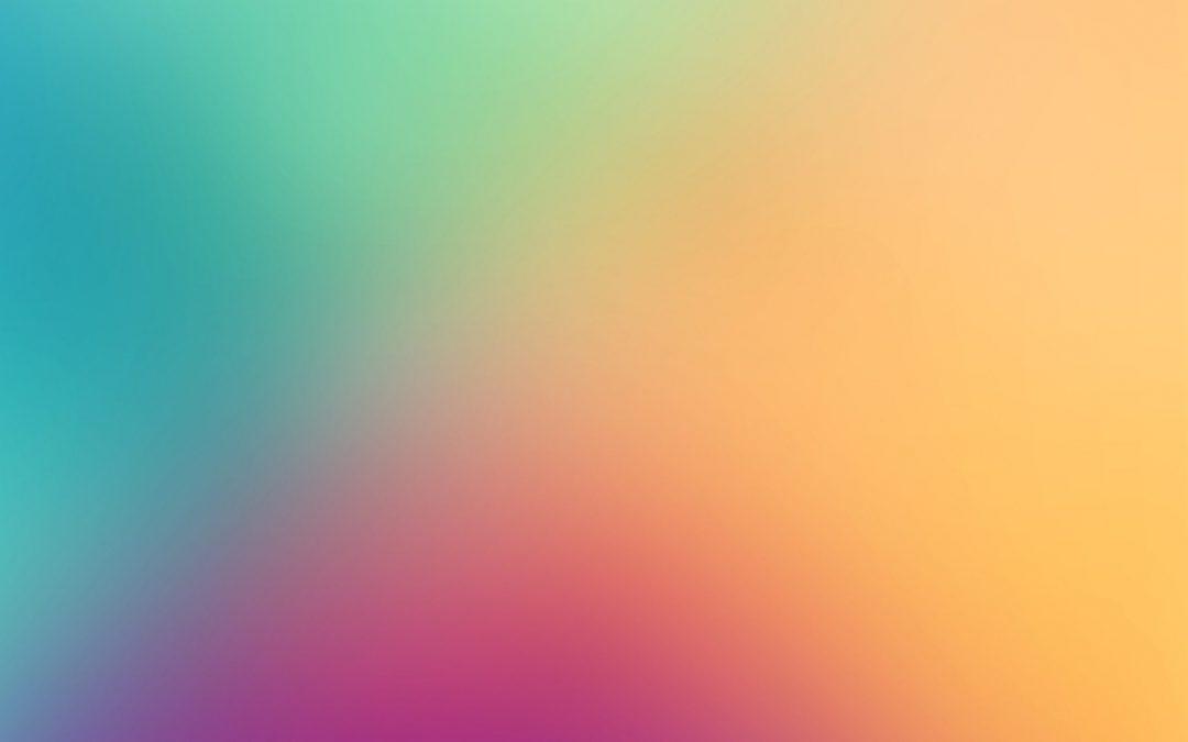 Цветовая наука: использование градиентов для смешения цветов