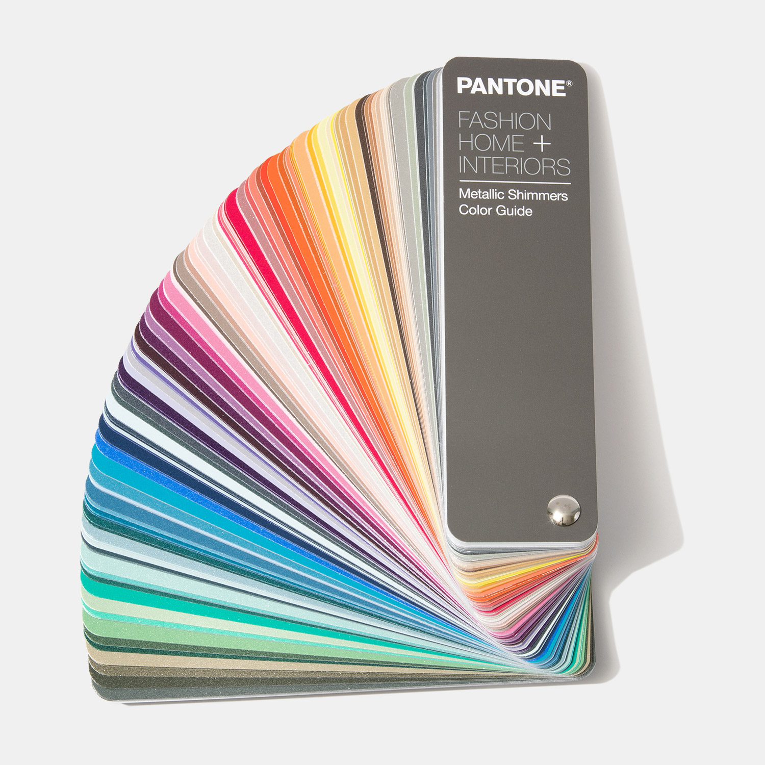 Pantone Fashion, Home + Interiors Metallic Shimmers Color Guide