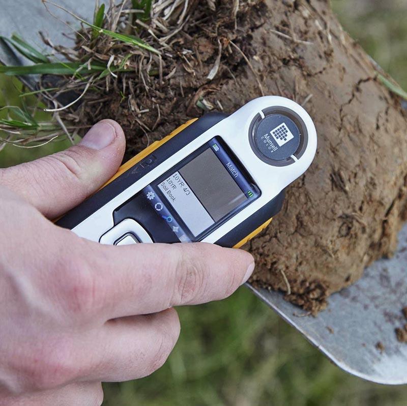 Munsell Soil Capsure