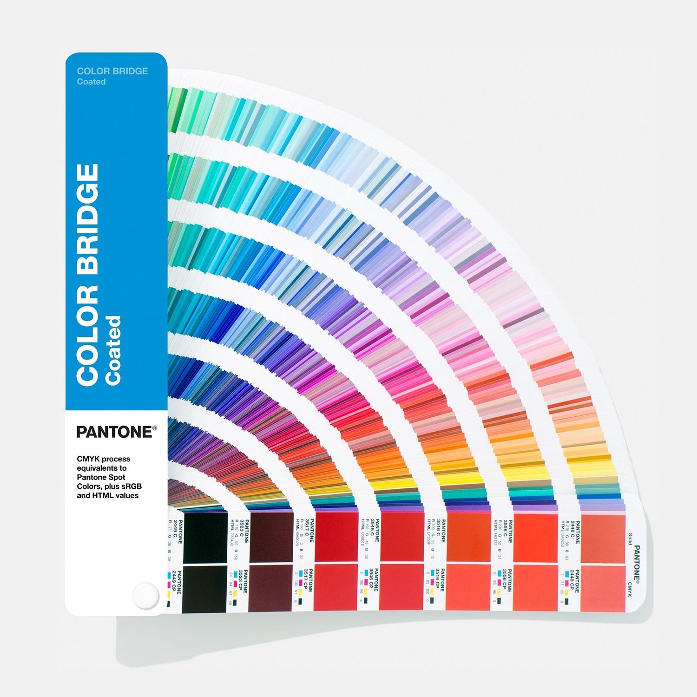 Pantone Color Bridge Guide | Coated