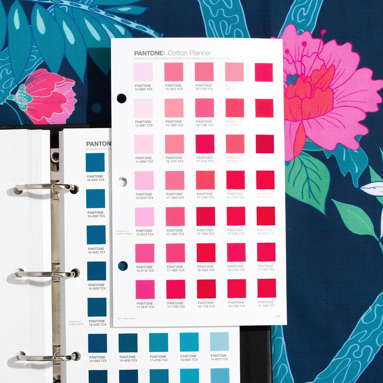 Pantone Fashion, Home + Interiors Cotton Planner
