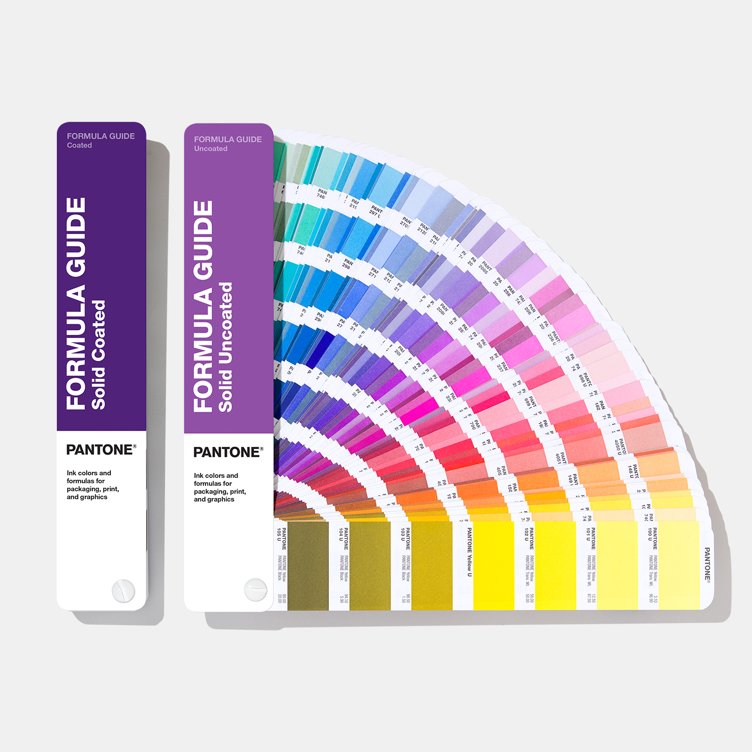 Pantone Formula Guide | Coated & Uncoated