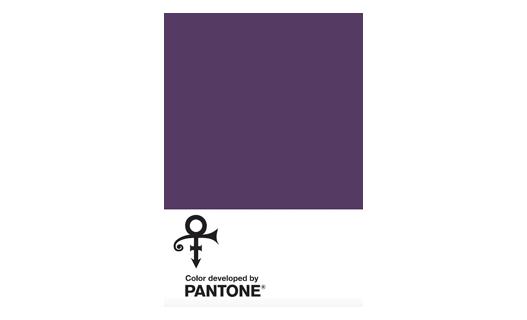 """Наследники американского музыканта Принса и компания Pantone торжественно представили цвет """"Символ любви № 2"""""""